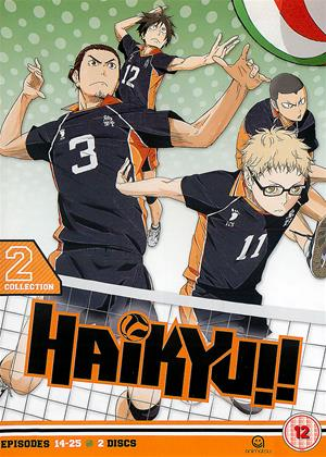 Rent Haikyu!!: Series 1: Part 2 (aka Haikyuu!!) Online DVD Rental