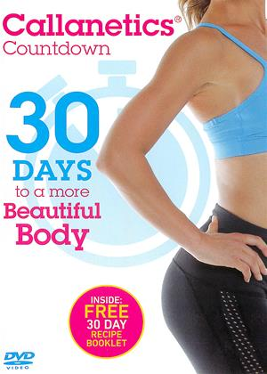Rent Callanetics Countdown: 30 Days to a More Beautiful Body Online DVD Rental