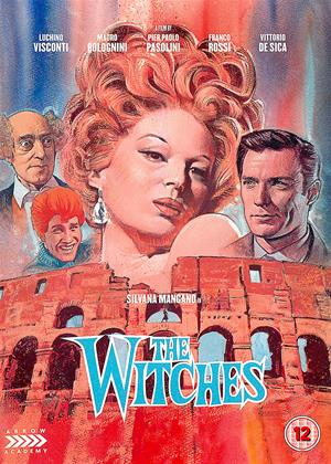 Rent The Witches (aka Le Streghe) Online DVD Rental