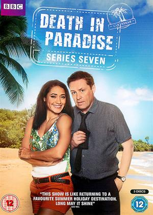 Rent Death in Paradise: Series 7 Online DVD Rental