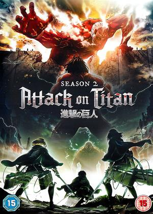 Rent Attack on Titan: Series 2 (aka Shingeki no Kyojin) Online DVD & Blu-ray Rental