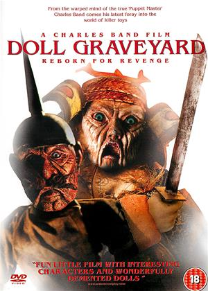 Rent Doll Graveyard Online DVD & Blu-ray Rental