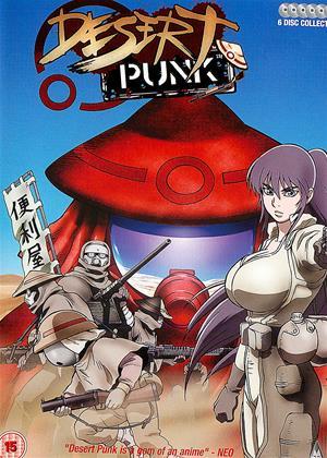 Rent Desert Punk: Vol.3 (aka Sunabôzu) Online DVD & Blu-ray Rental