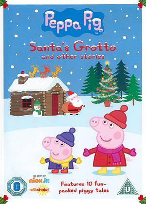 Rent Peppa Pig: Santa's Grotto Online DVD & Blu-ray Rental