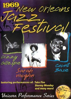 Rent 1969 New Orleans Jazz Festival Online DVD & Blu-ray Rental