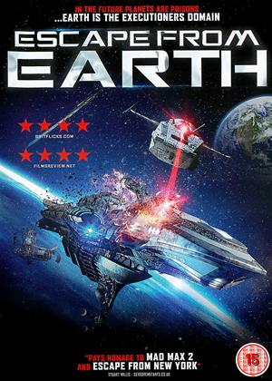 Rent Escape from Earth (aka Future Justice) Online DVD Rental