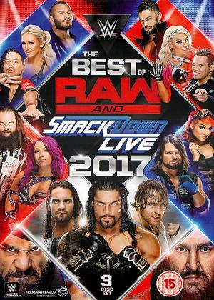 Rent WWE: The Best of Raw and Smackdown 2017 Online DVD Rental