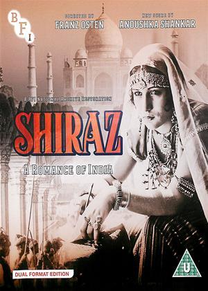 Rent Shiraz (aka Shiraz: A Romance of India) Online DVD Rental