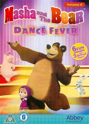Masha and the Bear: Dance Fever Online DVD Rental
