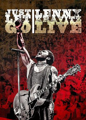 Rent Just Let Go: Lenny Kravitz: Live Online DVD Rental