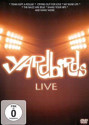 Rent Yardbirds: Live Online DVD Rental