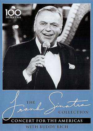 Rent Frank Sinatra: Concert for the Americas with Buddy Rich Online DVD Rental