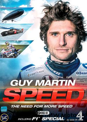 Rent Guy Martin: Speed and F1 Special (aka Speed with Guy Martin: F1 Special) Online DVD & Blu-ray Rental