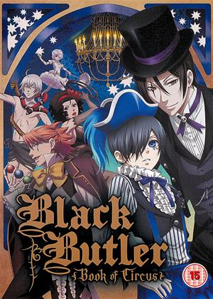 Rent Black Butler: Series 3 (aka Black Butler: Book of Circus) Online DVD Rental