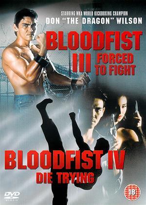 Rent Bloodfist 4 (aka Bloodfist IV: Die Trying) Online DVD & Blu-ray Rental
