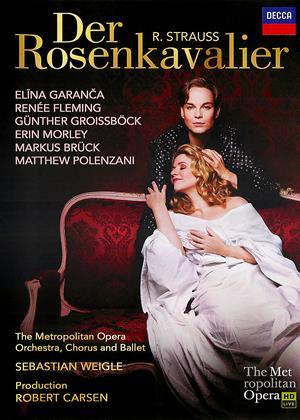 Rent Der Rosenkavalier: The Metropolitan Opera (Sebastian Weigle) (aka R. Strauss: Der Rosenkavalier) Online DVD & Blu-ray Rental