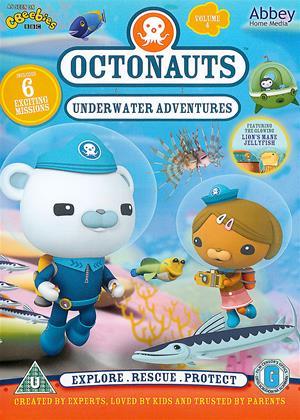 Rent Octonauts: Underwater Adventures Online DVD Rental