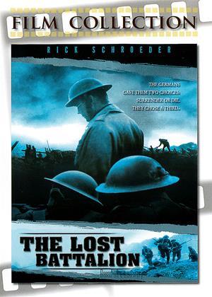 Rent The Lost Battalion Online DVD & Blu-ray Rental