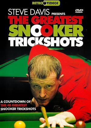 Rent Steve Davis: Greatest Snooker Trickshots Online DVD & Blu-ray Rental