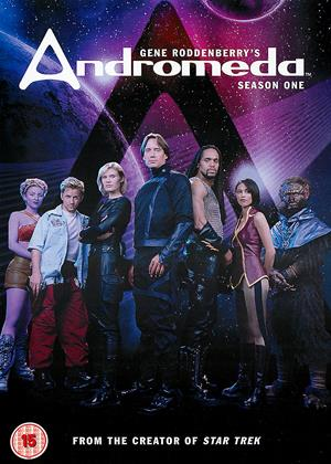 Rent Andromeda: Series 1 Online DVD & Blu-ray Rental