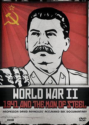 Rent World War II: 1941 and the Man of Steel (aka World War Two: 1941 and the Man of Steel) Online DVD Rental