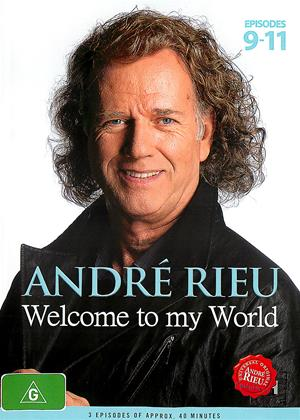 Rent André Rieu: Welcome to My World: Part 3 Online DVD & Blu-ray Rental