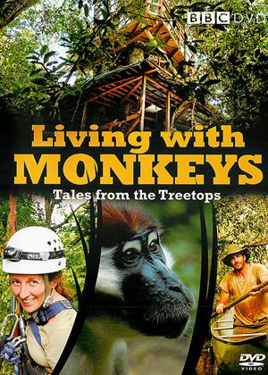 Rent Living with Monkeys: Tales from the Treetops Online DVD & Blu-ray Rental