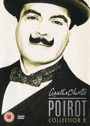 Rent Agatha Christie's Poirot: Collection 2 Online DVD Rental