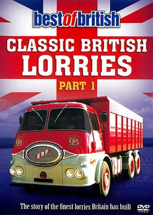 Rent Best of British: Classic British Lorries: Part 1 Online DVD Rental