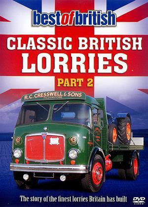 Rent Best of British: Classic British Lorries: Part 2 Online DVD Rental