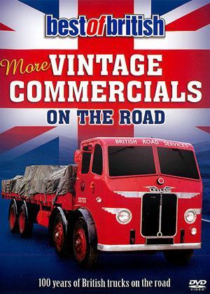 Rent Best of British: More Vintage Commercials on the Road Online DVD Rental