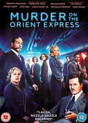 Murder on the Orient Express Online DVD Rental