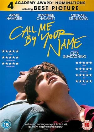 Call Me by Your Name Online DVD Rental