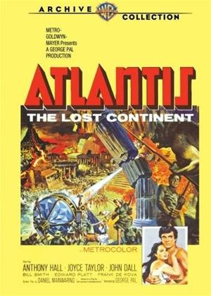 Rent Atlantis: The Lost Continent Online DVD Rental