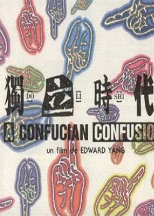 Rent A Confucian Confusion (aka Du li shi dai) Online DVD Rental