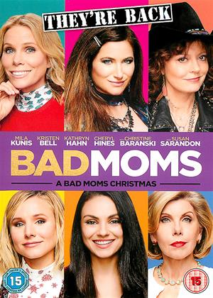 Rent A Bad Moms Christmas (aka A Bad Mom's Christmas / Bad Moms 2) Online DVD Rental