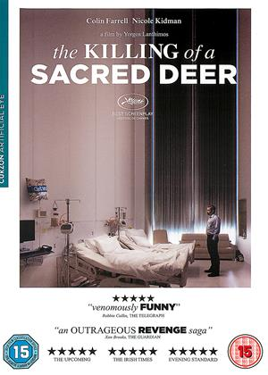 Rent The Killing of a Sacred Deer Online DVD & Blu-ray Rental