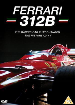 Rent Ferrari 312B (aka Ferrari 312B: Where the Revolution Begins) Online DVD Rental