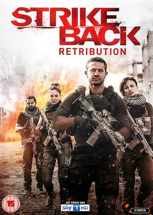 Rent Strike Back: Series 6 (aka Strike Back: Retribution) Online DVD Rental