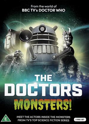 Rent The Doctors: Monsters! (aka I Was a 'Doctor Who' Monster) Online DVD Rental