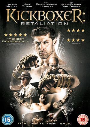 Rent Kickboxer: Retaliation Online DVD Rental