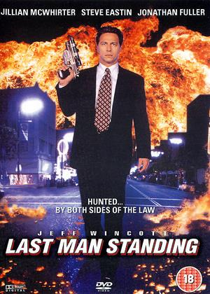 Rent Last Man Standing Online DVD & Blu-ray Rental