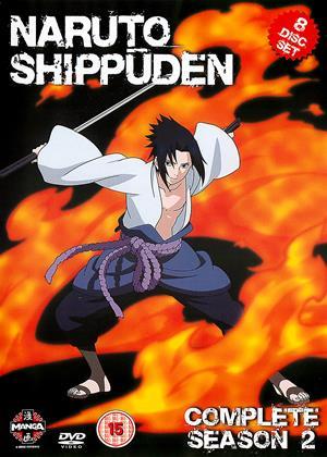 Rent Naruto: Shippuden: Series 2 Online DVD & Blu-ray Rental