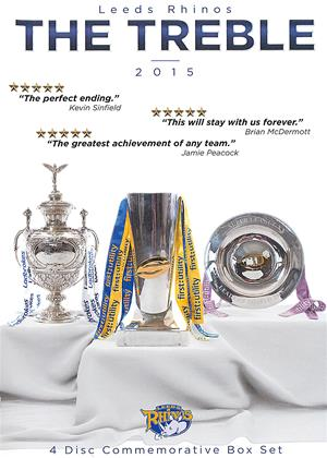 Rent he Treble (aka Leeds Rhinos: The Treble) Online DVD Rental
