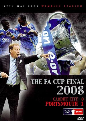 Rent F.A.Cup Final 2008: Cardiff vs. Portsmouth Online DVD & Blu-ray Rental