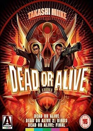 Rent Dead or Alive 1 and 2 (aka Dead or Alive: Hanzaisha / Dead or Alive 2: Tôbôsha) Online DVD Rental
