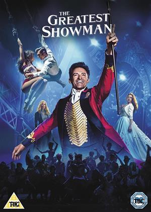 Rent The Greatest Showman Online DVD Rental