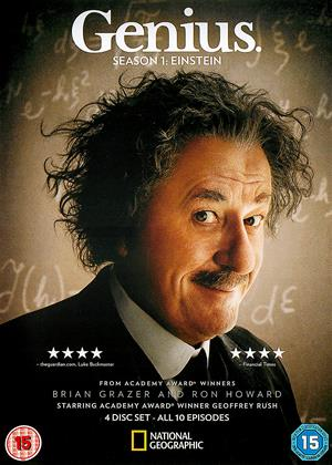 Rent Genius: Series 1 (aka Genius: Albert Einstein) Online DVD & Blu-ray Rental