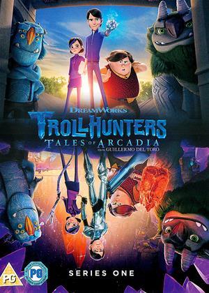 TrollHunters: Series 1 Online DVD Rental