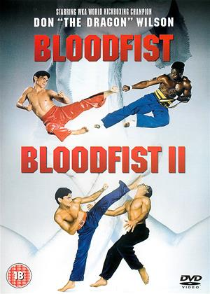 Rent Bloodfist (aka Blood Fist) Online DVD Rental